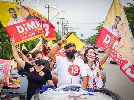 Dimas Gadelha deixa o PT e secretaria de Maricá e vai para o PDT e assume secretaria em Niterói