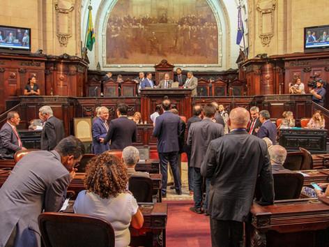Arrogância derrota o PSL na eleição para a presidência da Alerj