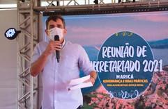 Horta reúne secretariado para traçar metas pós pandemia em Maricá