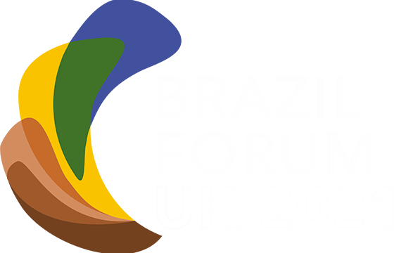 Ministro Barroso e o rapper Dexter participam do encerramento do Brazil Forum UK