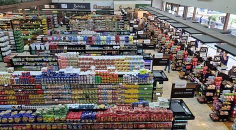 Supermercados ameaçam fechar as portas com as novas restrições em Friburgo