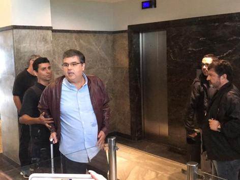 Sonho de André Correa de ser presidente da ALERJ acaba na cadeia junto com Picciani e Paulo Mello