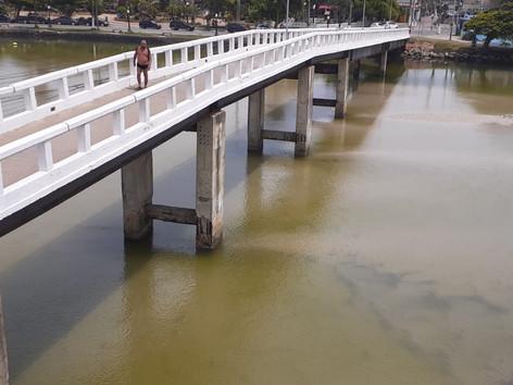 Comissão de Meio Ambiente da Alerj faz vistoria em Saquarema e situação preocupa