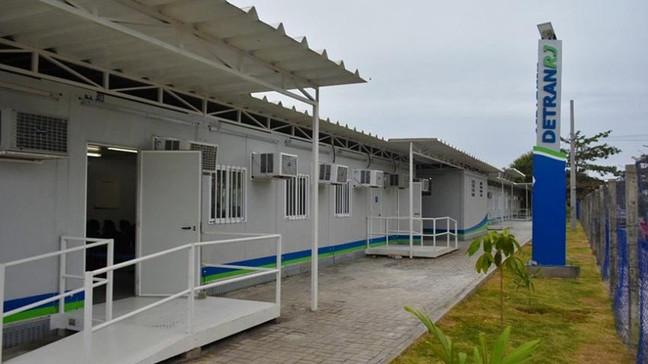 Detran de Rio das Ostras fechado por causa da Covid-19 pode reabrir na terça-feira