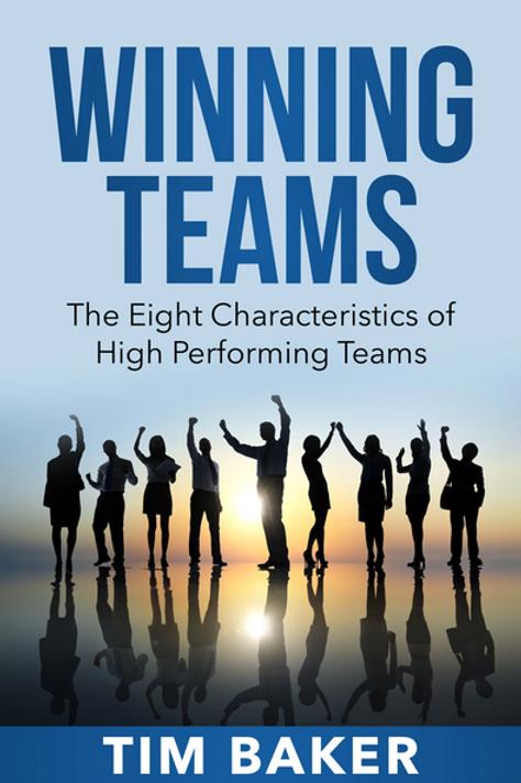 Winning Teams Book