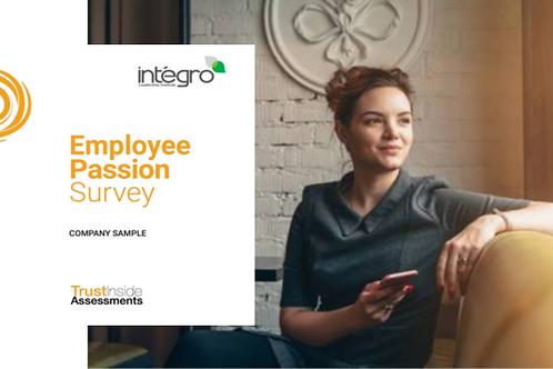 Employee Passion Survey