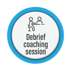 Debrief Coaching Session