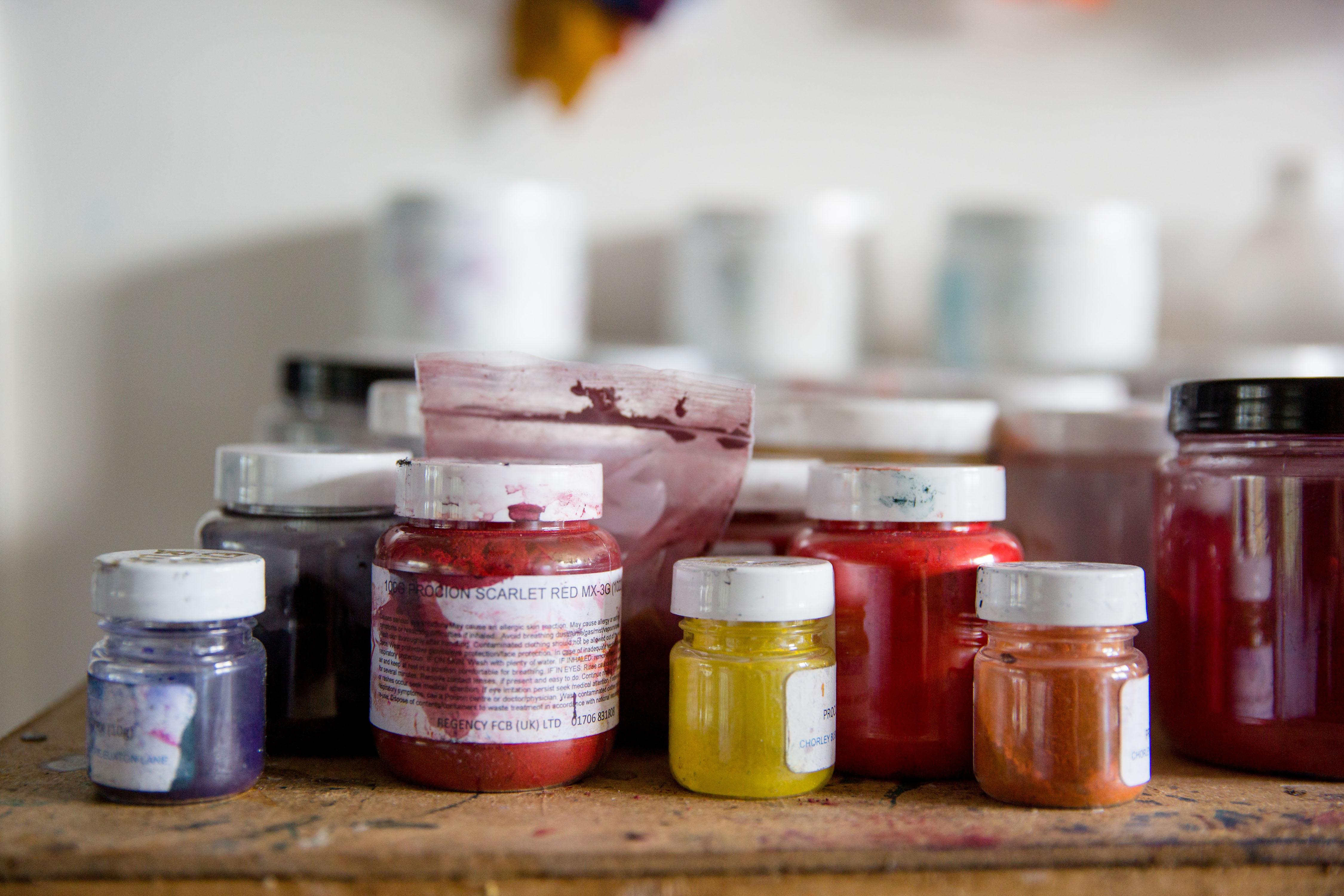 Natalie Ruth Textiles Print Studio