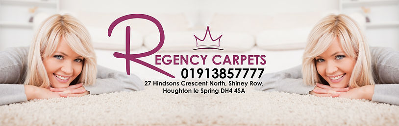 27, Hindsons Crescent North, Shiney Row, Houghton le Spring. DH4 4SA | 01913857777 | www.regencycarpets.net