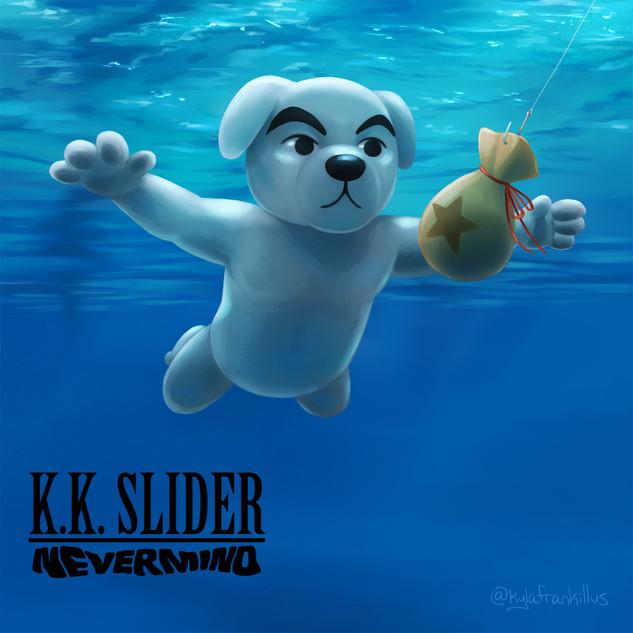 """KK Slider - Nevermind Parody"""