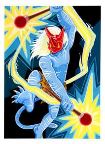 """""""Yokai Series - Thunder Oni"""""""