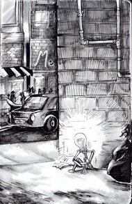 sketch of a dream.