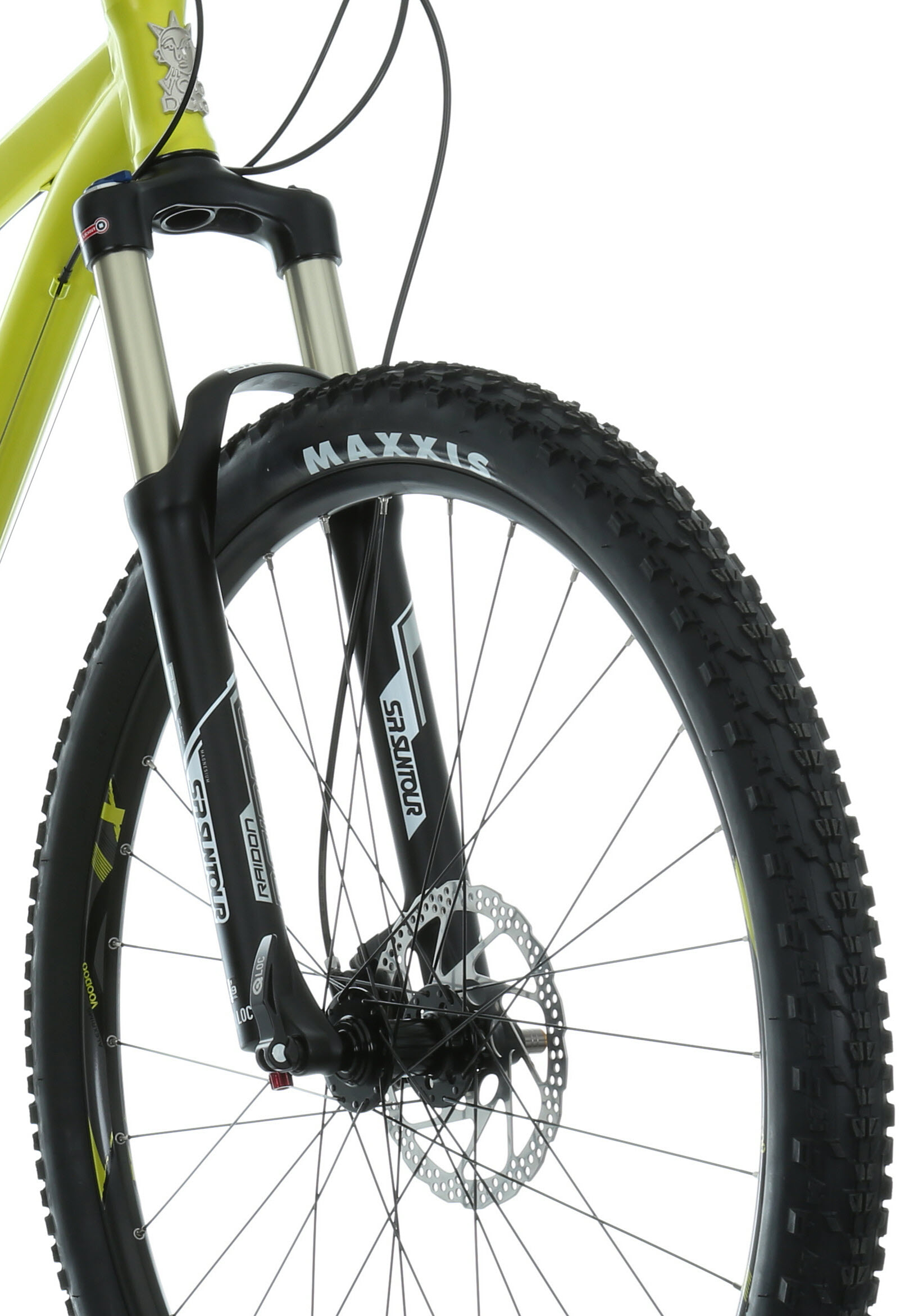 Bizango front wheel