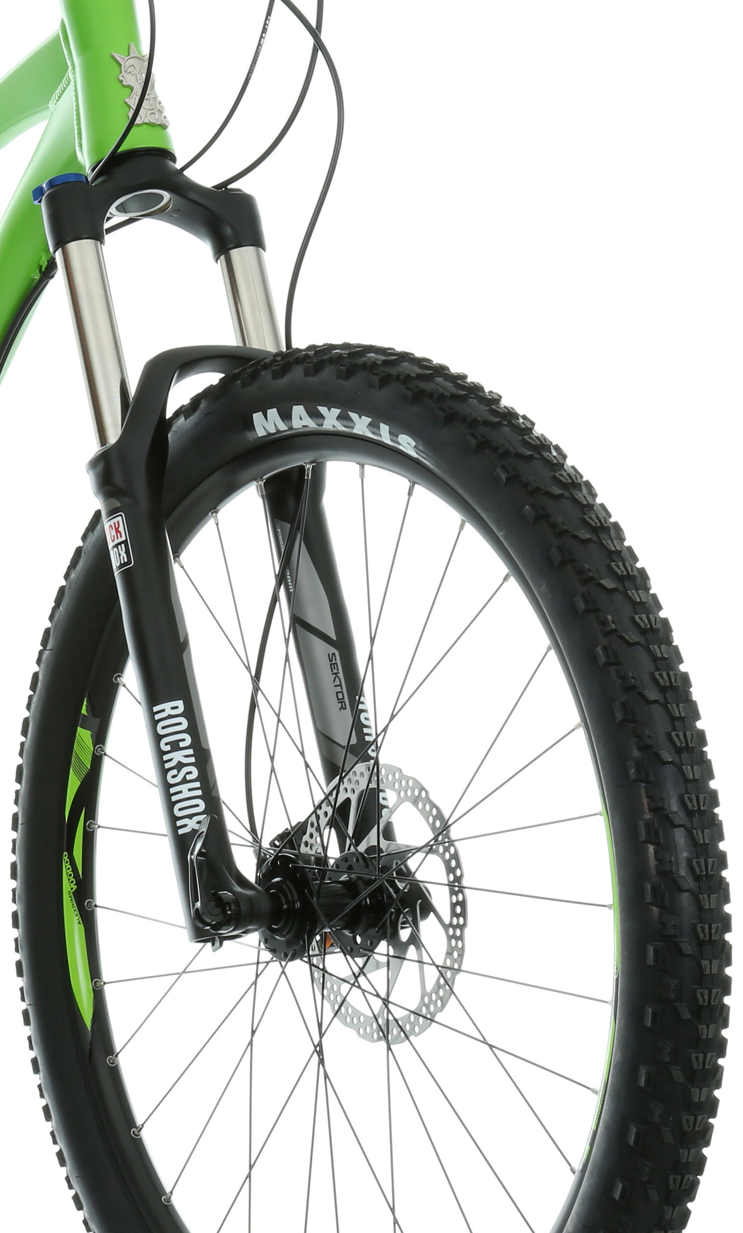 Zobop front wheel