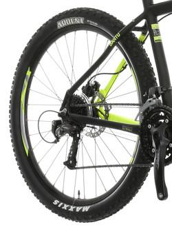Bantu rear wheel