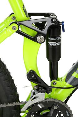 minustor suspension