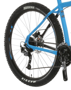 Hoodoo rear wheel