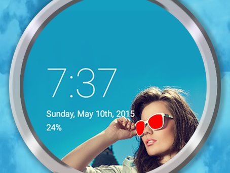 LOOK DIFFERENT WITH ATTRACTIVE WEAR OS WATCH FACE APPS DEVELOPED BY LIVE THE TIMES