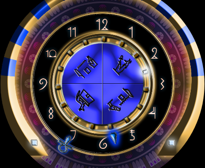 The Chamber of Anubis Wear OS watch face expands