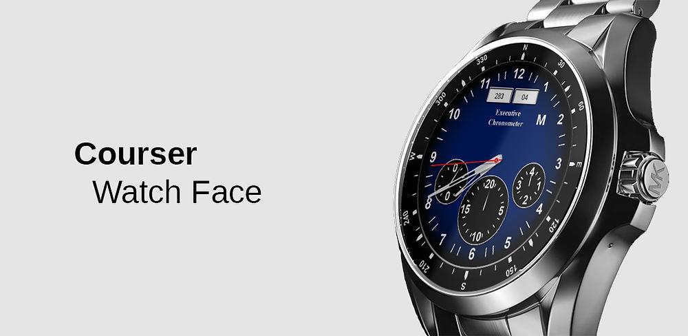 Courser Watch Face