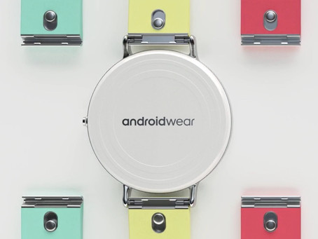 Android Wear smartwatches get a hightened fashion sense with a full range of watch bands