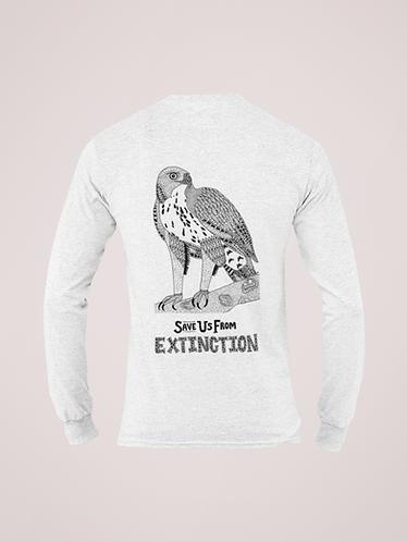 Changeable Hawk Eagle Long Sleeve Tee