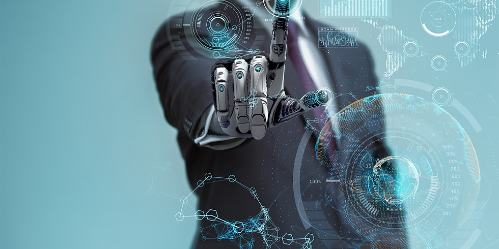 Let's talk Automation:   Re-imagine your Business Process with RPA