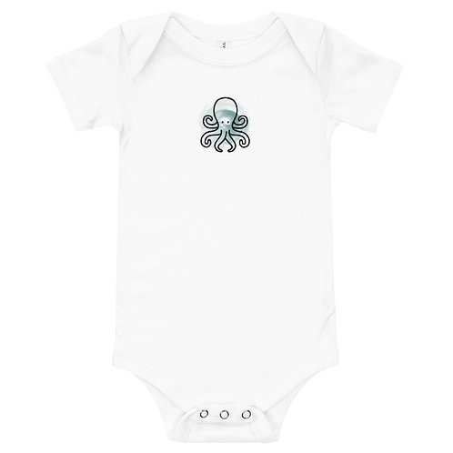 Baby Accessorize- Under The Sea Octopus Baby One Piece