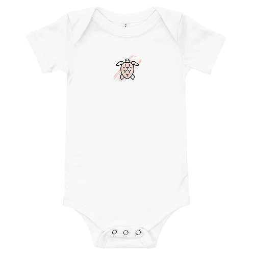 Baby Accessorize- Under The Sea Turtle Baby One Piece