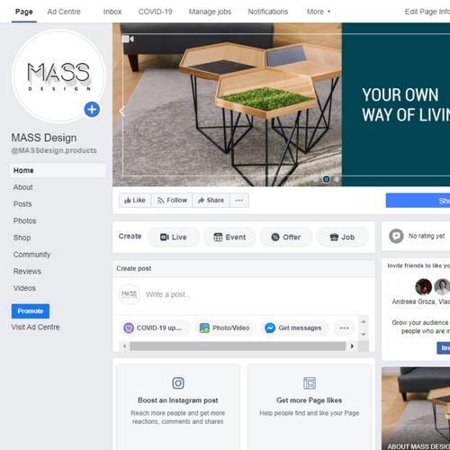 MASSDesign Facebook page