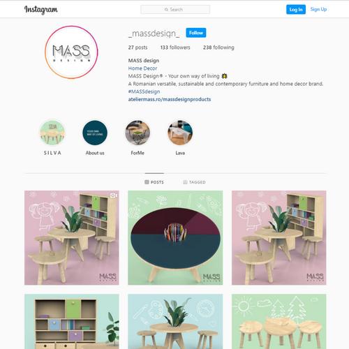 MASSDesign Instagram page
