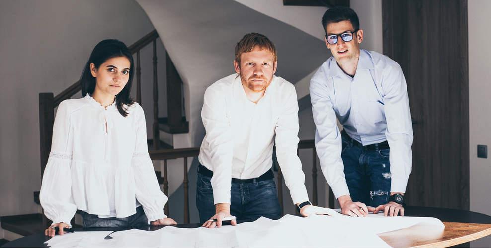 TBE Technologie team