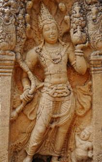 Płaskorzeźba, Anuradhapura