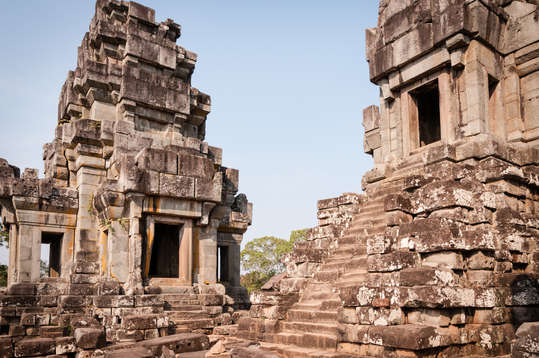 Świątynia Ta Keo, Angkor, Kambodża. Fotografia Maciej Rutkowski
