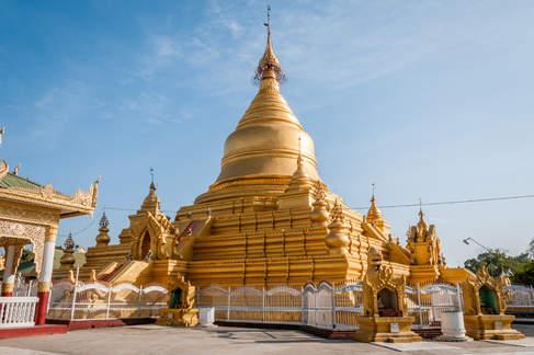 Świątynia Kuthodaw, Mandalay, Birma