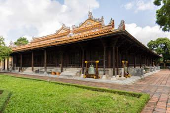 Muzeum, Hue