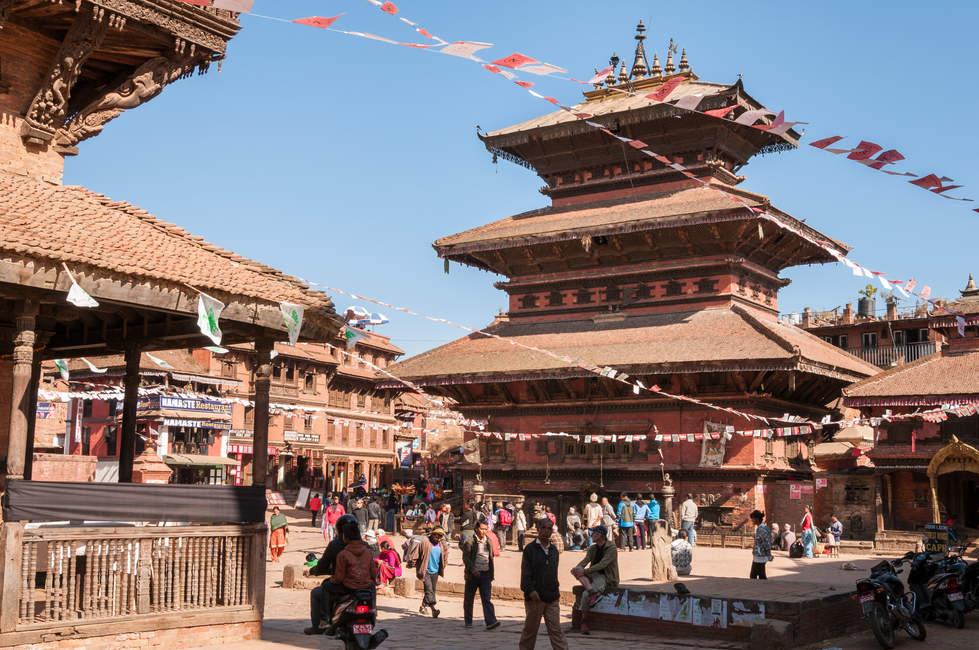 Świątynia Bhairavnath, Bhaktapur