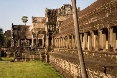 Angkor, Kambodża