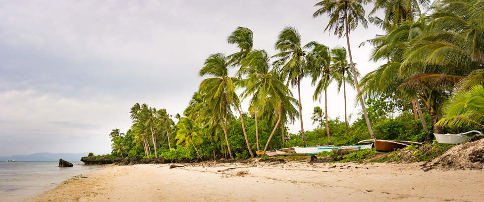 Plaża Anda, Bohol