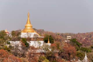 Wzgórze Sagaing, Birma