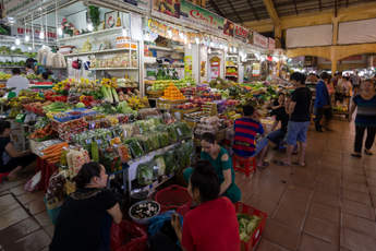 Targ Ben Thanh, Ho Ci Minh City