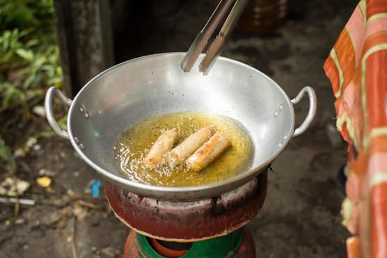 Sajgonki w Battambang