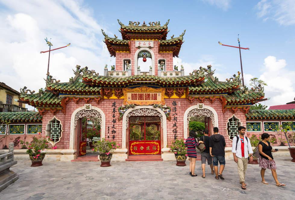 Ozdobna Brama w Hoi An