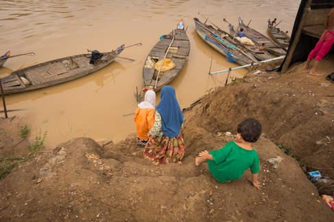 Dzieci nad rzeką, Battambang