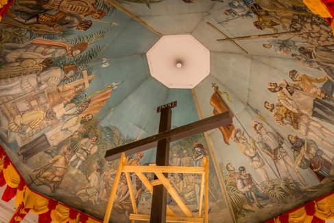 Krzyż Magellana, Cebu City