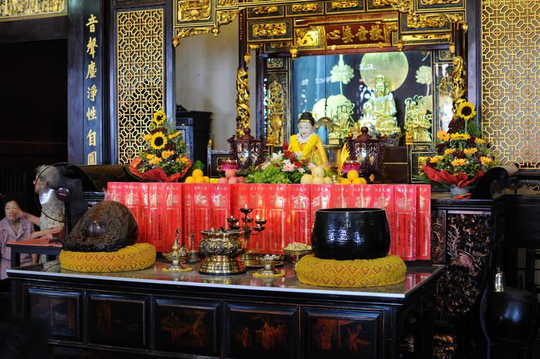 świątynia, Melaka
