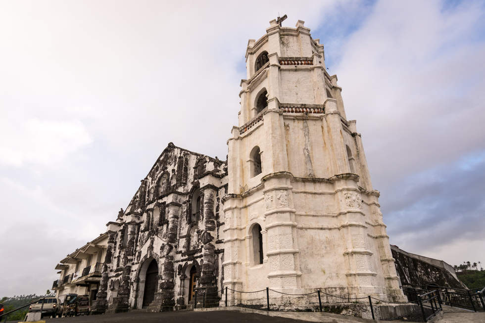 Kościół Daraga, Legazpi