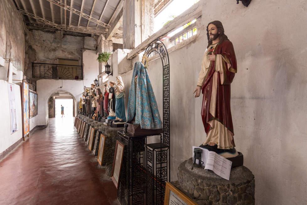 Kościół Daraga, Legazpi, Filipiny