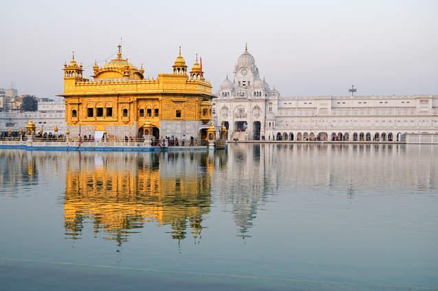 Złota Świątynia Sikhów, Amritsar
