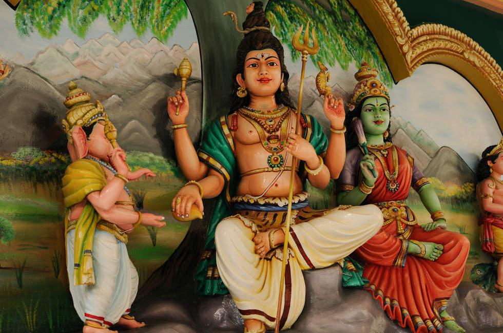 Wishnu, Ganesha i Krishna, KL